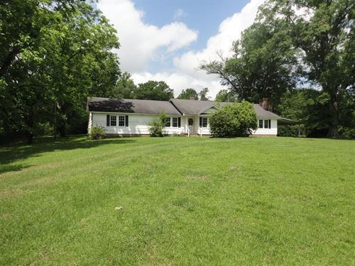Country Home 5 Acres Lincoln County : Brookhaven : Lincoln County : Mississippi