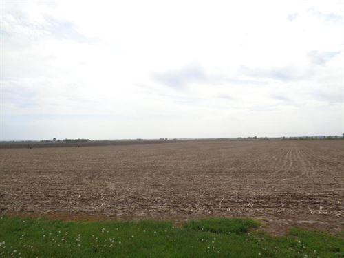 159 Acres Harrison CO Farm Ground : Missouri Valley : Harrison County : Iowa