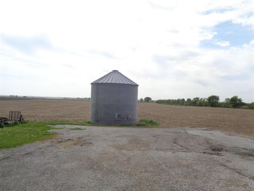 130 + Acres Farm Land Missouri : Missouri Valley : Harrison County : Iowa