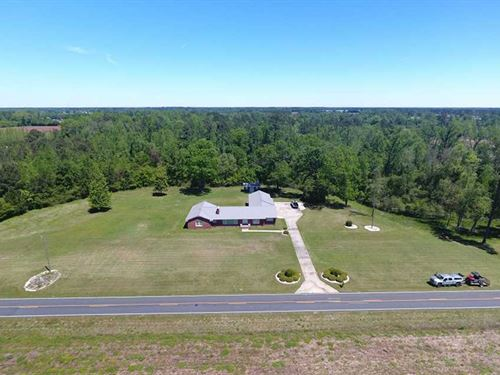 8 Acres of Pasture And Hunting Lan : Fairmont : Robeson County : North Carolina