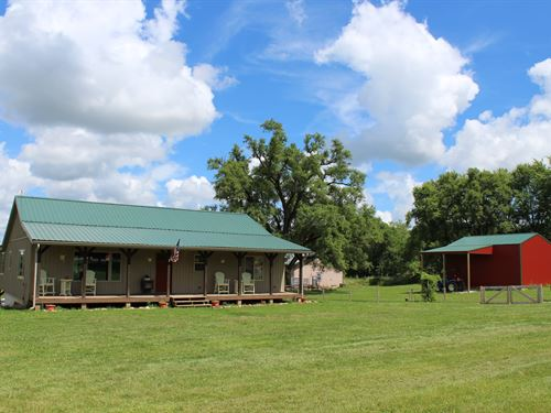 Hobby Farm In South Central Mo : Elkland : Webster County : Missouri