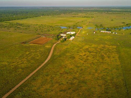 Big Sandy Creek Ranch : Breckenridge : Stephens County : Texas