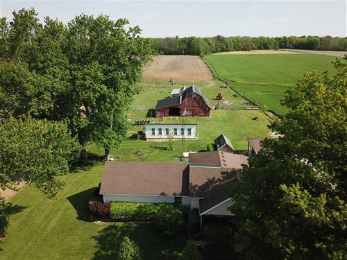 Land For Sale, Rush County, IN : Arlington : Rush County : Indiana
