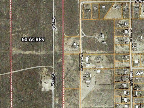 Land Carlsbad, Great Oilfield : Carlsbad : Eddy County : New Mexico