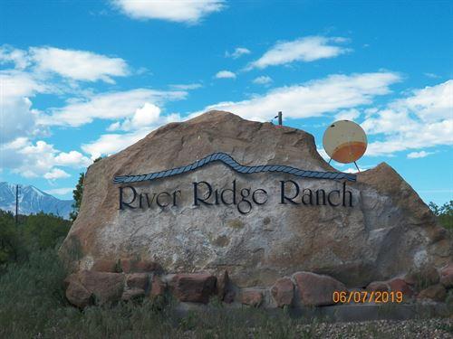 Tranquil River Ridge Ranch Lot 31 : Walsenburg : Huerfano County : Colorado