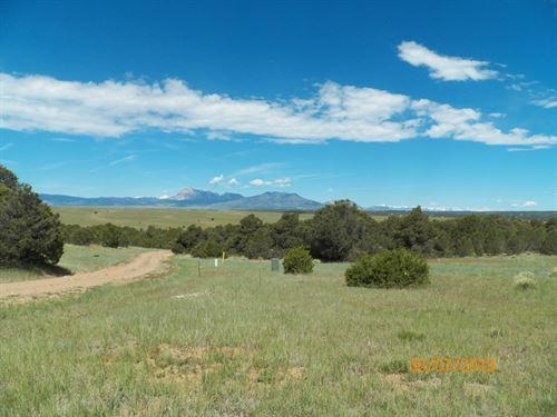 Tranquil River Ridge Rch Lot 30 : Walsenburg : Huerfano County : Colorado