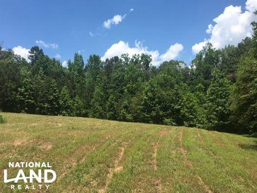 Corner-Robbins Home Sites & Timber : Dora : Jefferson County : Alabama