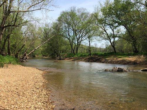 Boucher Bays Fork Creek Farm : Scottsville : Allen County : Kentucky
