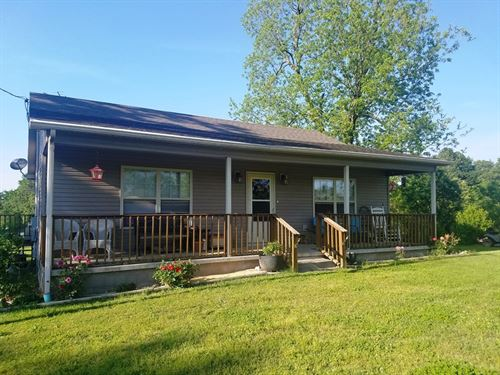 Country Home In Madison County, AR : Huntsville : Madison County : Arkansas