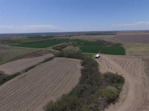 150 Acres of Excellent Mule DE : Atwood : Rawlins County : Kansas