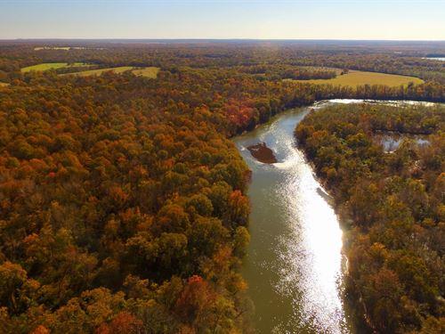 Ouachita River, Acreage : Arkadelphia : Clark County : Arkansas