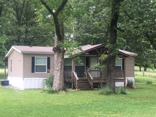 Country Home With Small Acreage : Maynard : Randolph County : Arkansas