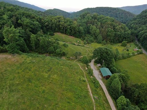 East Tennessee Country Home : Mooresburg : Hawkins County : Tennessee