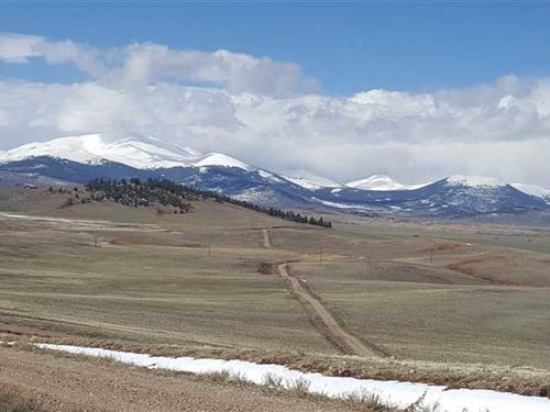 35 Acres, 360 Degree, South Park : Fairplay : Park County : Colorado