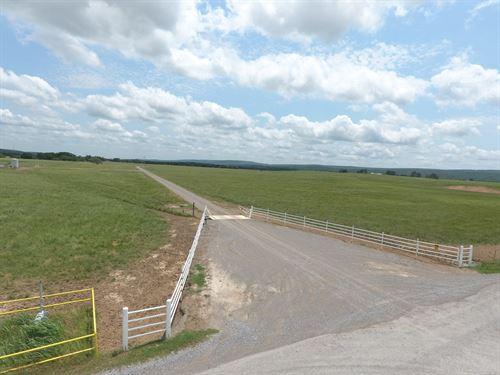 Land, Southeast Oklahoma : Wilburton : Latimer County : Oklahoma
