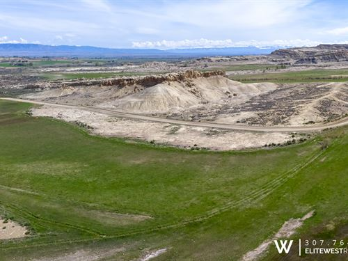 530 Acre Deaver Wy Ranch : Deaver : Park County : Wyoming