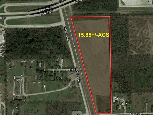 Online Land Auction : Houston : Harris County : Texas