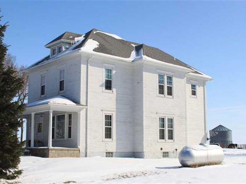 Acreage For Sale 53252 Hwy, 59 : Creighton : Knox County : Nebraska