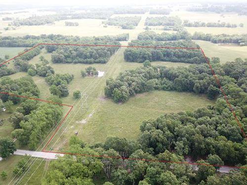 Jasper County, 35 Acres, Pasture/T : Reeds : Jasper County : Missouri
