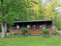 Secluded Mountain Living in Bryson : Bryson City : Swain County : North Carolina