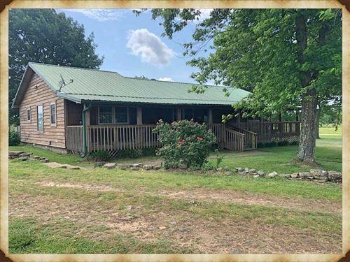 Beautiful 3Bd 2Ba Western Cedar Ho : Bee Branch : Conway County : Arkansas