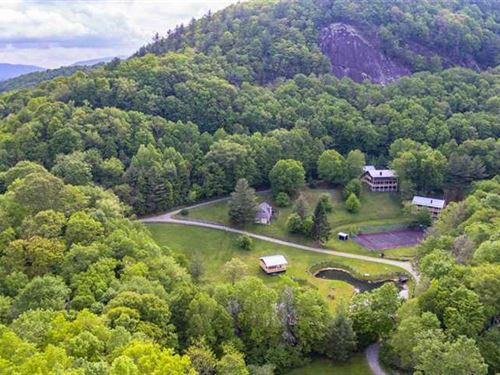 Multiple Homes And Structures, The : Glenville : Jackson County : North Carolina