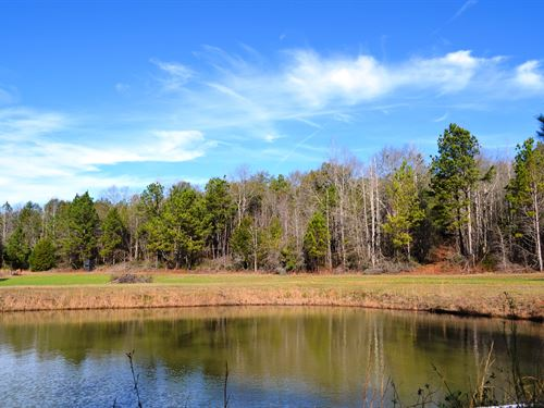 Oak Springs Farm : Autaugaville : Autauga County : Alabama