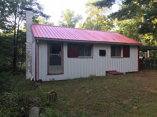 Land For Sale With Cabin : Bloomfield : Greene County : Indiana