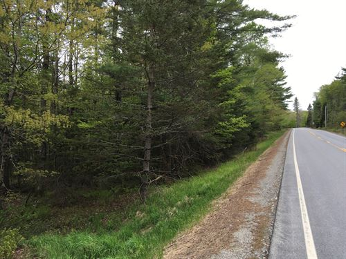 Land For Sale in Howland, Maine : Lagrange : Penobscot County : Maine
