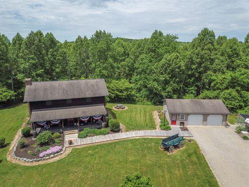 Tr 22, 18 Acres : Glenford : Perry County : Ohio