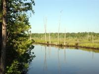 Brunswick Co Nc Riverfront Acreage : Supply : Brunswick County : North Carolina