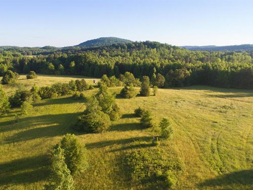 +/- 109 Acres In North Georgia : Ringgold : Catoosa County : Georgia