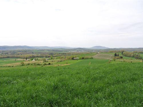 Panoramic Views : Slanesville : Hampshire County : West Virginia
