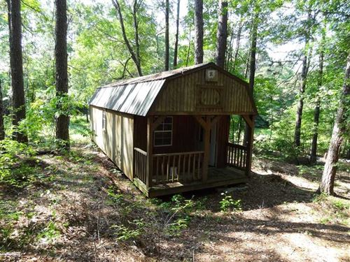29.7 Acres, Portable Building CA : Ironton : Pulaski County : Arkansas