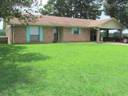 East Texas Acreage, Quitman Home : Quitman : Wood County : Texas