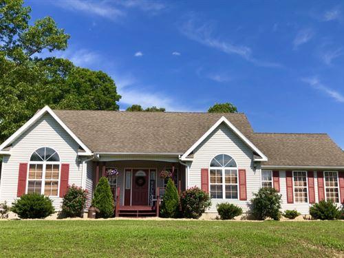 Farm For Sale In Southern Missouri : Vanzant : Douglas County : Missouri