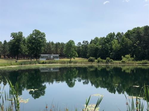 Two Chop Retreat : Portal : Bulloch County : Georgia