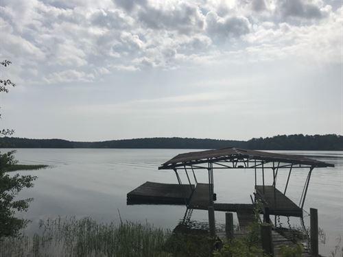 Lakefront Estate : Elberton : Elbert County : Georgia
