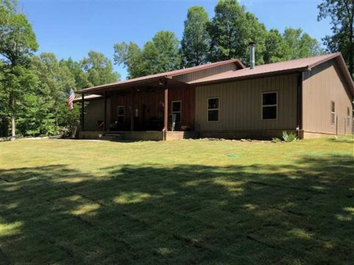 5 Acre Secluded Homestead : Jonesboro : Craighead County : Arkansas
