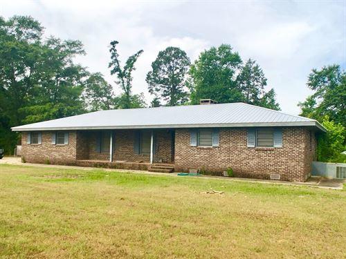 3B/2.5B Home 38 Acres Hartford : Hartford : Geneva County : Alabama