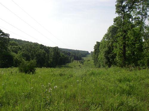 Small Acreage In Southwest MO : Osceola : Saint Clair County : Missouri