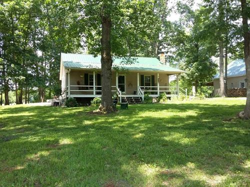 Partially Wooded Acreage : Shelbyville : Bedford County : Tennessee