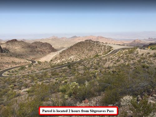 Vast 20 Acre Lot Property in Mohave : Yucca : Mohave County : Arizona