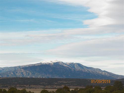 Beautiful River Ridge Lot : Walsenburg : Huerfano County : Colorado