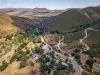 Banner Recreation Ranch : Julian : San Diego County : California