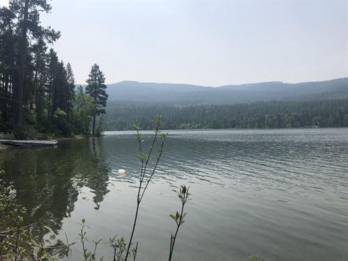 Swan Villa : Bigfork : Lake County : Montana
