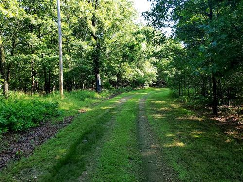 Recreational Property Near Ozark : Ozark : Christian County : Missouri
