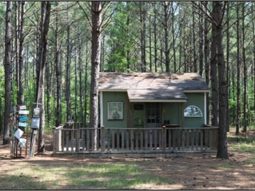 29.5 Acres In Chickasaw County : Houston : Chickasaw County : Mississippi