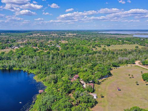 112 Residential Dev, On Lake Unity : Fruitland Park : Lake County : Florida