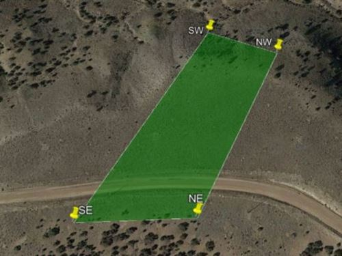 Clear Aired 2.68 & 2.64 Acres Lot : Duchesne : Utah